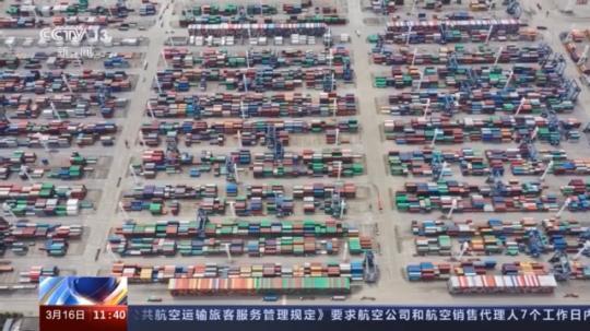 加入世贸组织以来,中国在对外开放中展...