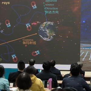 西藏羊八井ASγ尝试新发明 破解高能宇宙线发源之谜又进一步