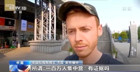 """""""新疆人民生活非常富足""""!以色列短视频博主亲身体验新疆机械化种棉"""