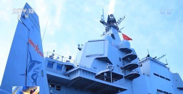 探访海上巨无霸:我国首艘国产航母如何保障战斗力