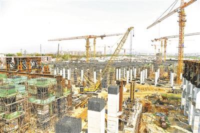 北京在建地铁线路达15条