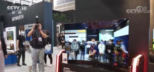 5G+8K及各种超高清、柔性显示技术成中国电子信息博览会最大亮点