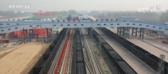 长江以北最大内河航运港口:济宁梁山港建成通航