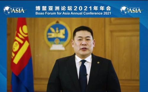 蒙古国总理:博鳌亚洲论坛已成为