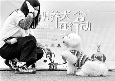 北京《文明养犬公约》发布