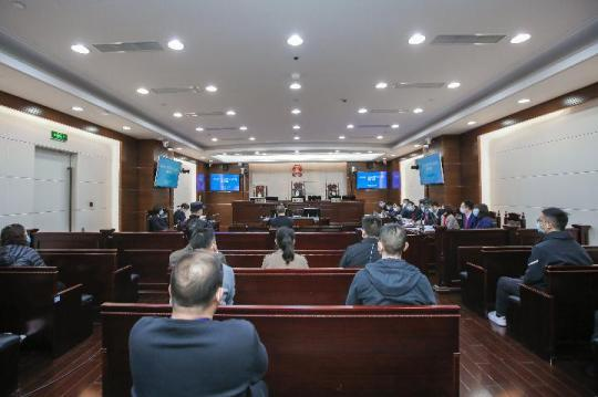 涉案金额数亿元,上海宣判一起特