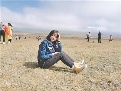 """新排长何菲宇巡线在喀喇昆仑:""""这里有最璀璨的星空"""""""
