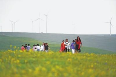 """京新高速:一条发展繁荣幸福团结的""""连心""""路"""
