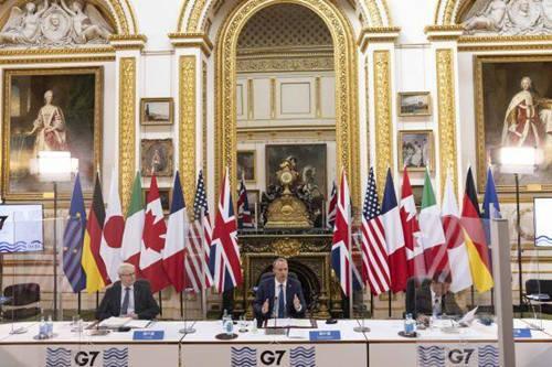 美人电影在线观看海外网评:G7所谓外长声明抹黑不了中国