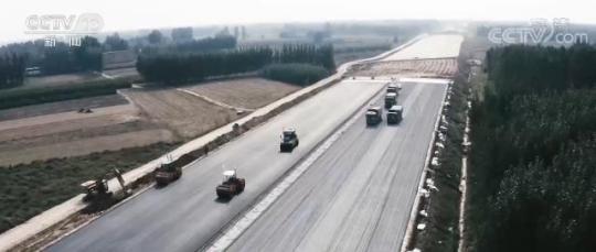 雄安新区对外重点公路建设项目进展顺利,部分线路