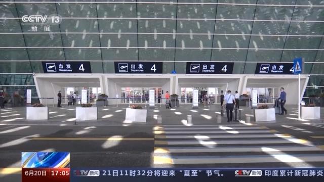 疫情防控级别提升 广东深圳机场航站楼内所有商铺已关闭