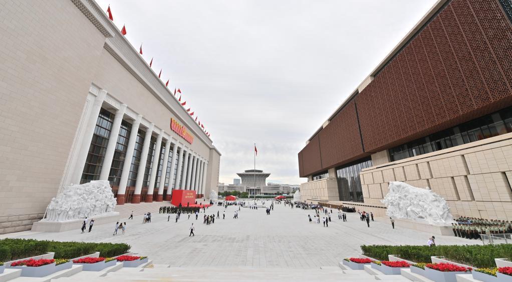 揭秘中国共产党历史展览馆五组艺术雕塑的细节和寓意!