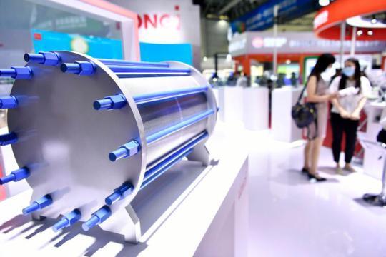 """新华全媒+ 丨""""低碳""""为中阿能源合作带来新契机"""