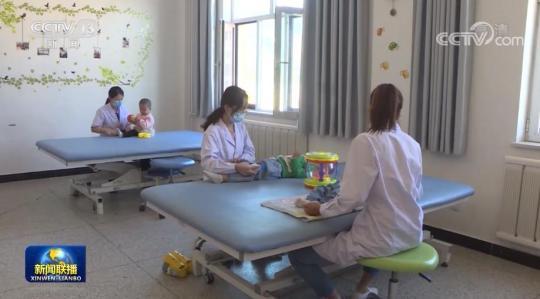 残疾人康复事业快速发展 基本康复服务广泛覆盖