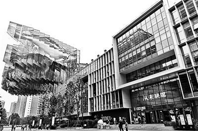 北京望京商业体将联动开展城市更新