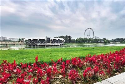 北京明年底前建成投用25个公园