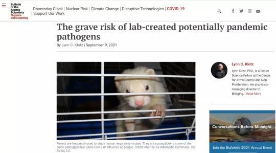 华宇平台官网线路深挖!专家披露美实验室复活病毒并导致泄漏