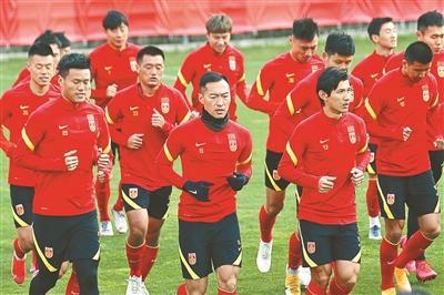 国足对阵越南心理暗示占优 此前9场保持全胜
