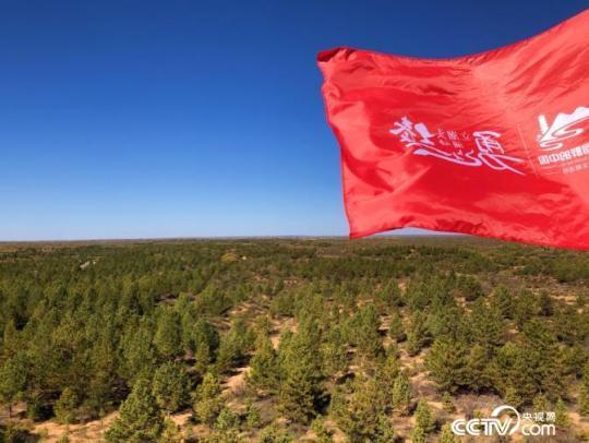 18年治沙染绿毛乌素 他将沙漠里的树种送上了太空