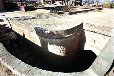 豫西地坑院走向消亡 营造技艺濒临失传(组图)(5)图片