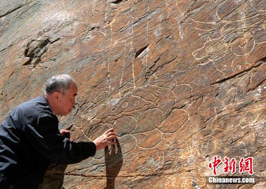 四川甘孜发现国内最早的宋代初期摩崖佛教造像