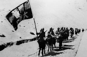 人民军队踏上雪域高原:其艰难不亚于长征(图)(2)