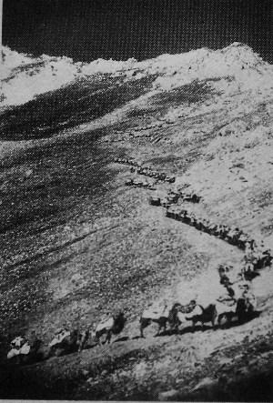 人民军队踏上雪域高原:其艰难不亚于长征(图)(6)