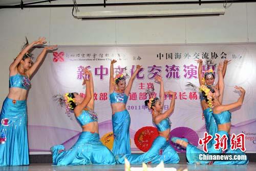 """""""文化中国・辛亥百年""""新加坡演出"""