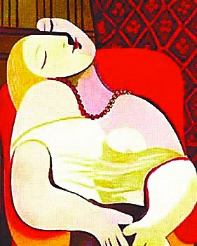 女人孩子皆为毕加索创作奴隶 带给儿子一生阴影