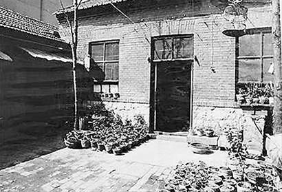 济南老舍旧居纪念馆明年开放 老舍在此居住三年