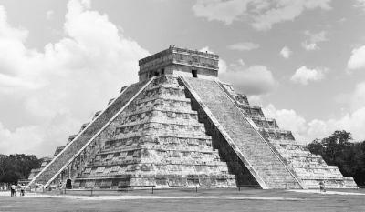 墨西哥人為保護瑪雅遺址轟走巧克力博物館(圖)