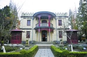 张謇10年建成近代首个博物馆藏品达2万余件(图)