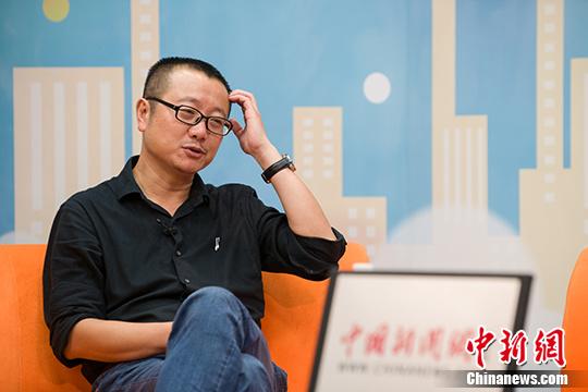 刘慈欣谈《三体》:有缺陷但没有必要修改