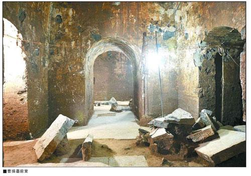 挖坟掘墓的奇葩理由:取土烧砖盗取头盖骨治病