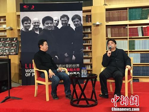 打击乐大师李飚推新专辑称打击乐在中国蒸蒸日上