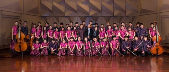 上海音乐学院等邀请台湾弦歌弓弦乐团交流演出
