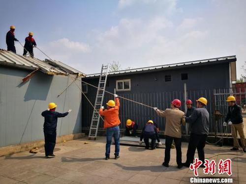 故宫博物院拆除最后一批彩钢房 恢复完整古建原貌