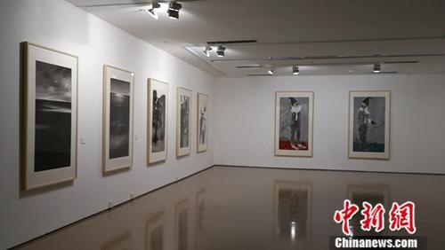 """森林中国主办""""学院新方阵十年展""""在今日美术馆开幕"""
