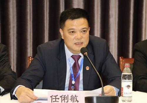 """法国华侨华人会主席任俐敏:助推中国文化""""走出去"""""""