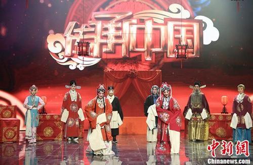 《传承中国》获赞刘晓庆得京剧名家亲授