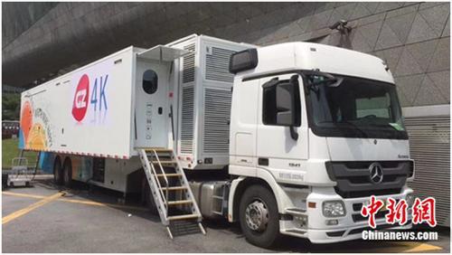 歌剧《马可・波罗》完成4K录制4K花园全程提供技术支持