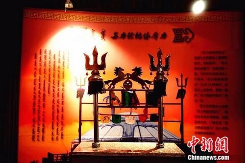 """中国苏力德文化之乡:传承蒙古族延续800年的""""和平符号"""""""