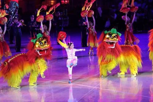 中国民间业余管乐团在阿曼国际军乐巡演首演成功