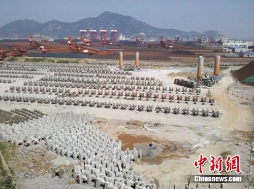 30万吨级航道建成后连云港港口吞吐量将超3亿吨