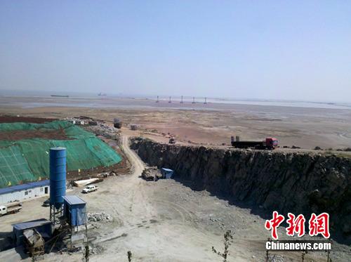 30万吨级航道建成后连云港港口吞吐量将超3亿吨 - 缘分 -   缘分博客