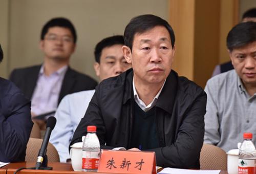 山西省网信办专职副主任朱新才