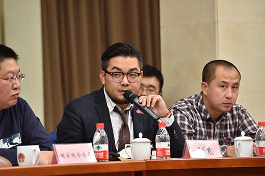 36氪业务发展总监 李淼