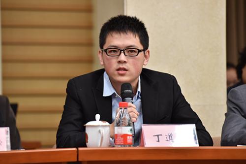 速途传媒执行总编辑 兼速途研究院院长 丁道师