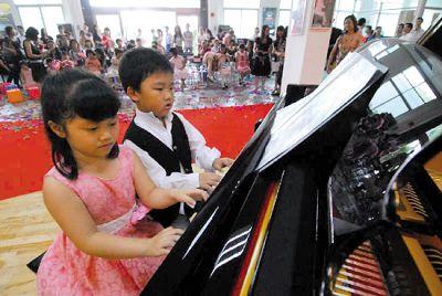 一场钢琴比赛刮金数十万