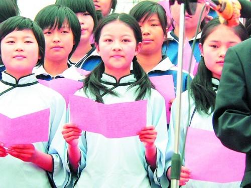 少年中国说背景音乐